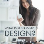 responsive design is now a standard design consideration